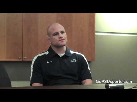Penn State Wrestling: Intrasquad Dual Interviews - Nov. 3, 2011
