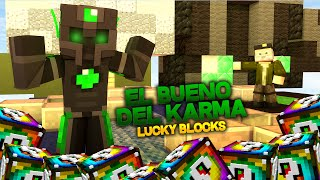 EL BUENO DEL KARMA - Willyrex vs sTaXx - Carrera épica Lucky Blocks