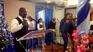 Prophetic Prayer: By Pastor Joseph Oge