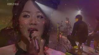 Uhm Jung Hwa - A Love Only Heaven Permits Alternative Version Live20090501 HD