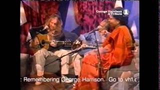 George Harrison Acoustic Medley VH1 05/1997