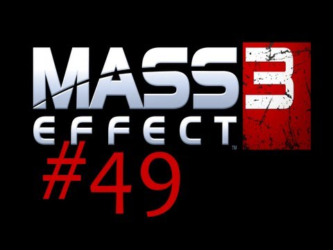 Mass Effect 3 PC Walkthrough with Commentary Part 49 - The Thresher Maw (Playthrough/Gameplay)