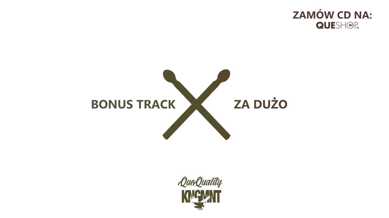 Nieznanyklarenz - Za dużo (bonus track) (prod. nznklarenz)