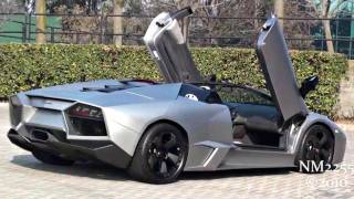 Lamborghini Reventòn Roadster Exhaust Sound – Start Up and Revs