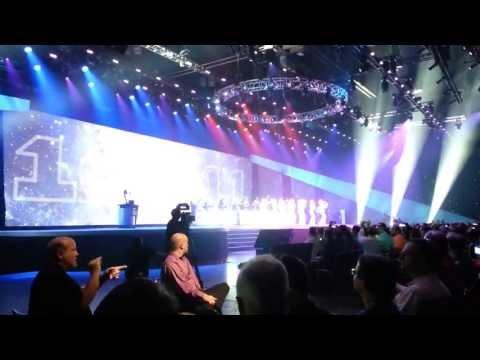 Cisco Live 2013 - John Chambers Opening Keynote Extravaganza