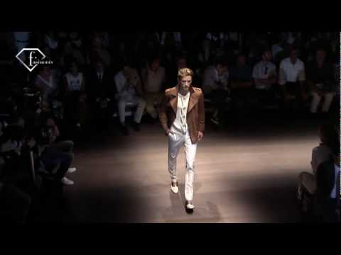 fashiontv | FTV.com - AJ ABUALRUB + BASTIAAN NINABER - MODELS - MEN S/S 2010 - MIL Video