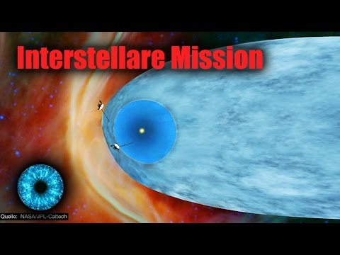 Erste interstellare Mission verlässt unser Sonnensystem! - Clixoom Science & Fiction