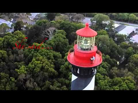 St. Augustine Lighthouse Proposal--dji Phantom 2 video