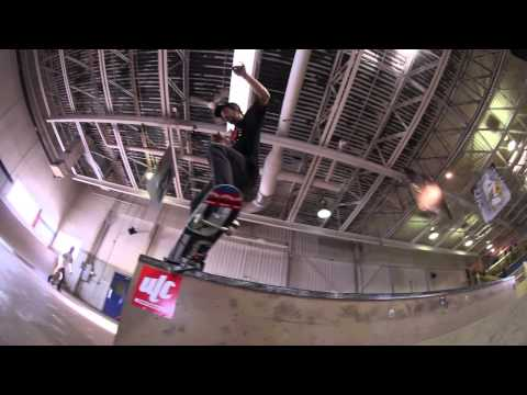 ULC Skateboards Local Skateparc Jam 2014