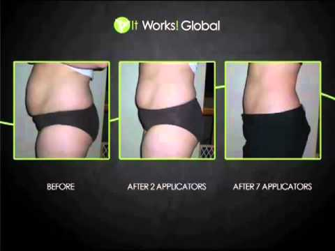 How to lose belly fat for women-body wraps before and after
