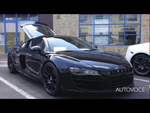 1260 HP Underground Racing Twin Turbo Audi R8: World's Most Powerful R8