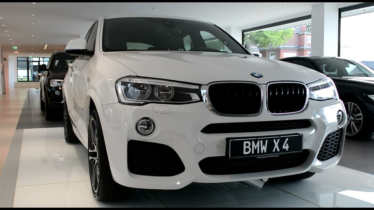 2015 New Bmw X4 Vs 2015 New Bmw X3 Youtube