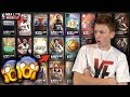 THE GREATEST PACK OPENING IN NBA LIVE MOBILE HISTORY! 200+ PACKS (PACKS FROM AUGUST 2016!) 100% REAL