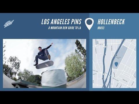 Los Angeles Pins - Hollenbeck