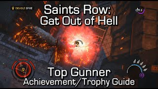 Saints Row: Gat Out of Hell - Top Gunner Achievement/Trophy Guide