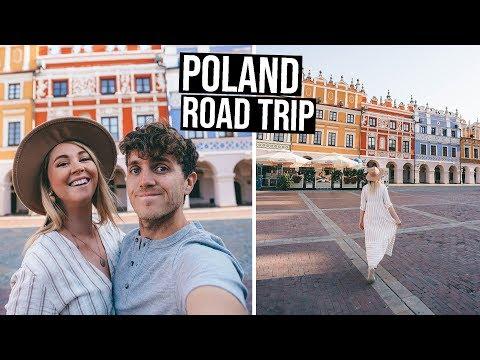 We Went on a Poland Road Trip | Lublin, Zamość, Sandomierz