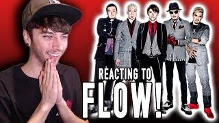Reacting To Flow