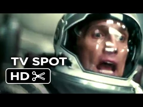 Interstellar TV SPOT - Impossible Is Necessary (2014) - Anne Hathaway Sci-Fi Movie HD