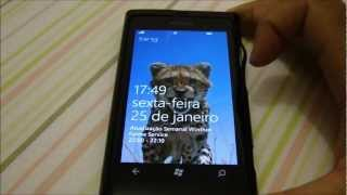 Review do Windows Phone 7.8
