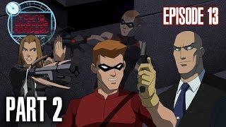 YJ Abridged Episode # 13: Seeing Red - Part 2