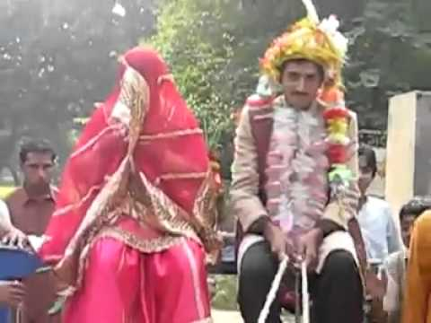 funny wedding............in pakistan 2011