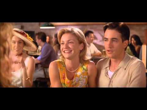 Escena del restaurante. La boda de mi mejor amigo -Español latino- (I say a lit