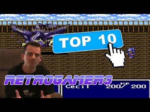 My Top 10 RPG's by RetroGamer3