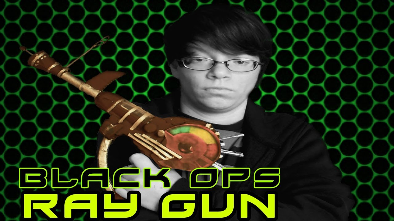 Make Ray Gun How to Make a Ray Gun Black