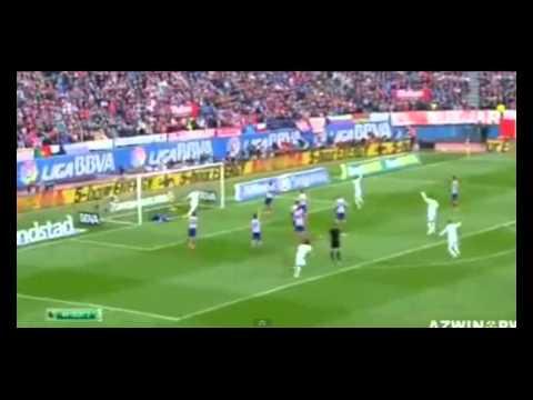 Gol de Benzema: ATM 2 2 RMA