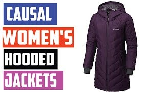 Women's Hooded Jackets Summer Causal    top with best