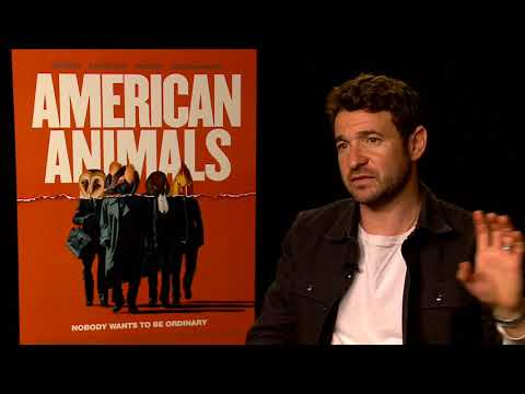 American Animals || Bart Layton Generic Interviews || SocialNews.XYZ