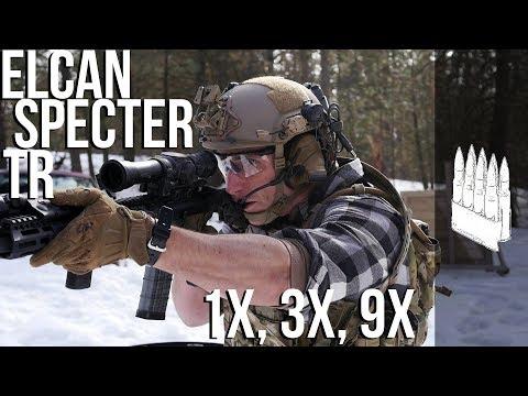 Elcan Specter Tri-Role 1x 3x 9x Optic
