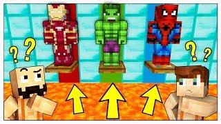 CHI SALVI TRA I SUPEREROI? - Minecraft ITA
