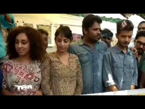 Film Stars Come Out In Support Of Adivasi Strike video