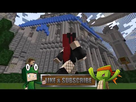 Minecraft - MORPH MOD HIDE AND SEEK - Girlfirends ( Modded Minigame)