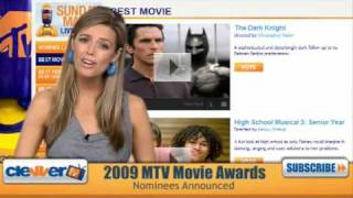 Thumb Nominados a los Premios Mtv Movie Awards 2009