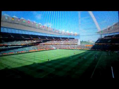 Demo: FIFA World Cup South Africa - PS3 [Português-BR]