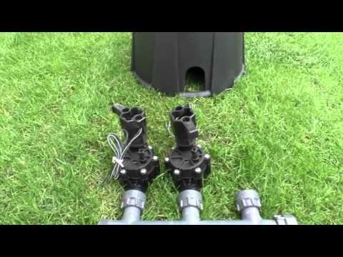 Gartenbewässerung- Wo Kann Der Verteilerkasten Installiert Werden