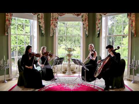 Groovy Kind of Love Phil Collins Wedding String Quartet