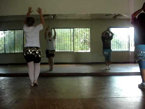 Belly Dance Principiantes video