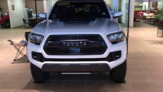Ash @ Massey Toyota! For Jeffrey 2019 Toyota TRD TACOMA