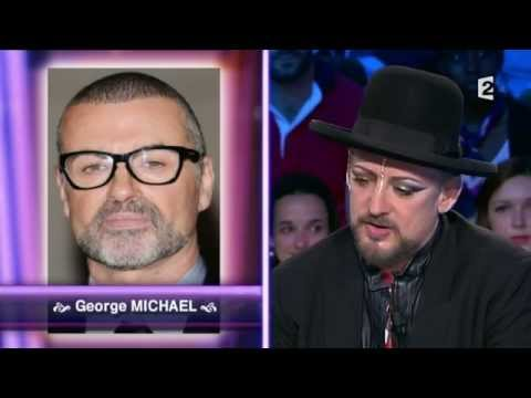 Boy George On n'est pas couché 12 avril 2014 #ONPC