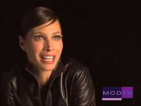 CHRISTY TURLINGTON - Maybelline New York - Behind the Scenes Video | MODTV