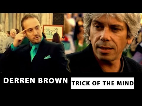 Derren in Venice on a treasure hunt part 1 - Derren Brown: Trick Of The Mind