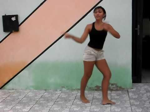 Hyanca Mara dançando ABC colado, colado. No final uma surpresa!!!!