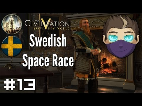 Civilization V: Swedish Space Race #13 - First Council of Stockholm