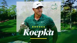 Brooks Koepka's Second Round in Three Minutes