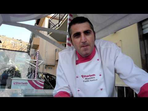 Intervista a Paolo Antico della gelateria La Preferita di Partinico