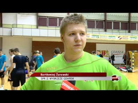 Piłka Ręczna, Liga Juniorów: SPR Wybrzeże I - SPR Wybrzeże II
