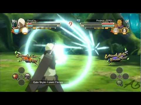 NUN Storm 3 | Darui vs Masked man | why are there still SPAMMERS?!?!